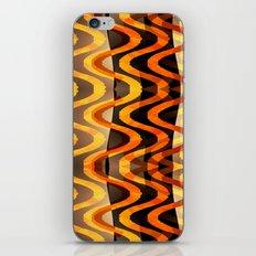 Shimmering Heat iPhone & iPod Skin