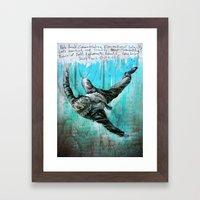 Daily Grind Framed Art Print