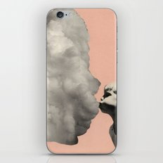 Exhalation iPhone & iPod Skin