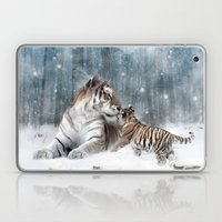 Tigers Laptop & iPad Skin