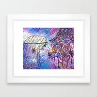 Free Your Mind Framed Art Print