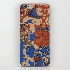 FISH2 iPhone & iPod Skin