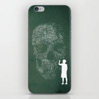Equation iPhone & iPod Skin