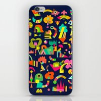 Schema 5 iPhone & iPod Skin