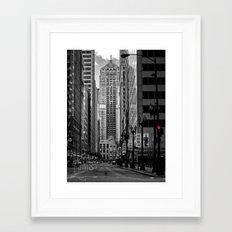 Board of Trade Framed Art Print