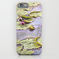 Reflection, watercolor Slim Case iPhone 6s