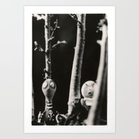 The Boys - Tim Burton Art Print