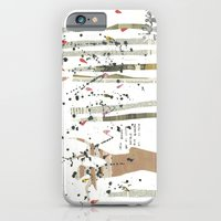 iPhone & iPod Case featuring the last forest by Willy Ollero