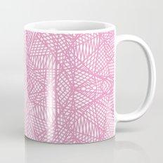 Ab Lace Pink Mug