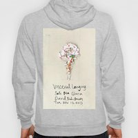 Visceral Longing  Hoody