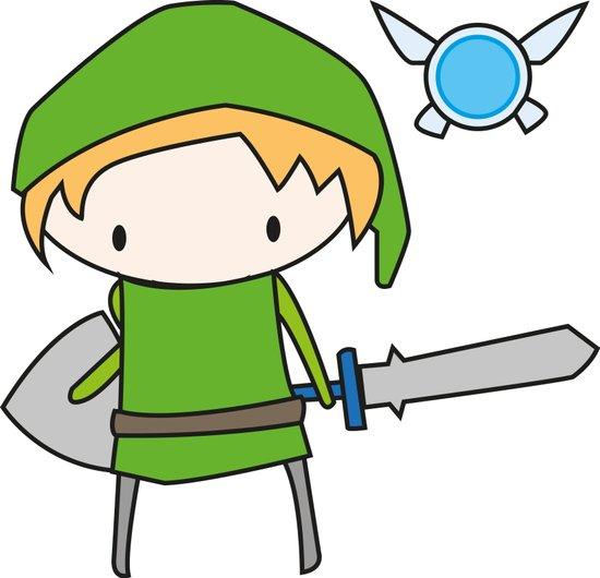 Link - The Legend of Zelda Art Print
