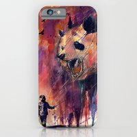 iPhone & iPod Case featuring Out to Play by nicebleed