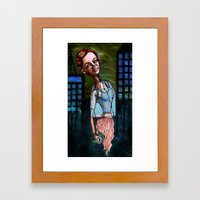 30's Framed Art Print