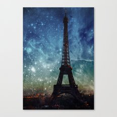 Cosmic Tower II Canvas Print