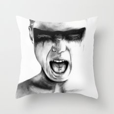 The Grind Throw Pillow
