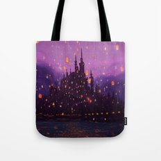 Portrait of a Kingdom: Corona  Tote Bag