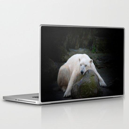 Resting  Laptop & iPad Skin