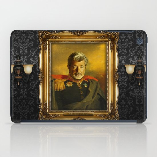 George Lucas - replaceface iPad Case