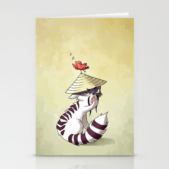 Soon 2 Stationery Card