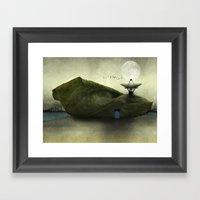 Leaf Peepers - Susan Wel… Framed Art Print