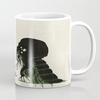 Lovecraftian Darwinism Mug