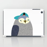 Penguin Dude, penguin art, penguin illustration, penguin, penguin print,  iPad Case