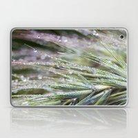 dewy weed Laptop & iPad Skin