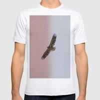 Golden Eagle Mens Fitted Tee Ash Grey SMALL