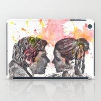Han Solo And Princess Le… iPad Case