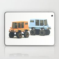 4x4s Laptop & iPad Skin