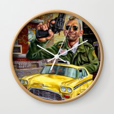 We the people Wall Clock