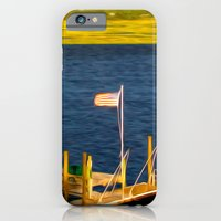 iPhone & iPod Case featuring This American Sound by Laura Brightwood
