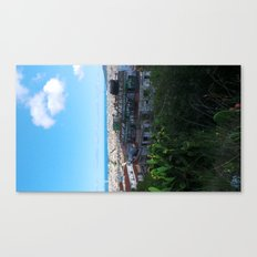 OKUPA Canvas Print