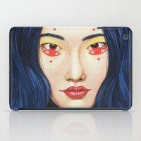 Close Up 9 iPad Case