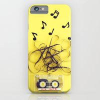 iPhone & iPod Case featuring Mix Tape (ANALOG ZINE) by Libertad Leal Photography