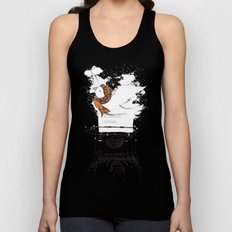 My Winter Article Unisex Tank Top