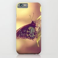 iPhone & iPod Case featuring Butterfly 02 by Allison Jarvis