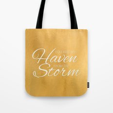 Haven from the Storm Tote Bag