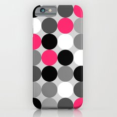 Cute retro dots  Slim Case iPhone 6s