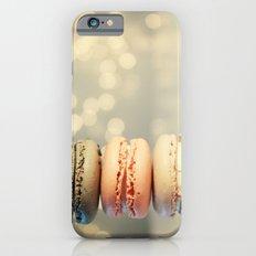 neapolitan macarons iPhone 6 Slim Case