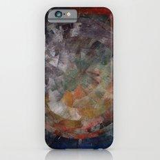 Circle Distortions #1 iPhone 6 Slim Case