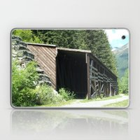 Snow Shed Laptop & iPad Skin