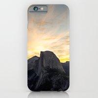 Yosemite National Park - Half Dome at Sunrise iPhone 6 Slim Case