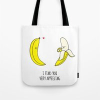 Appealing! Tote Bag