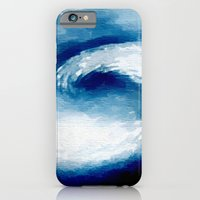 iPhone & iPod Case featuring The Wave by Texnotropio