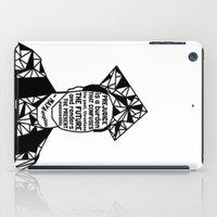 Michael Brown - Black Lives Matter - Series - Black Voices iPad Case