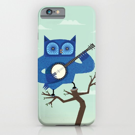 The Banjowl iPhone & iPod Case