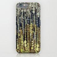 :: Gray Gatsby :: iPhone 6 Slim Case