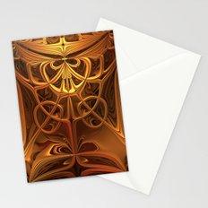 Metallic Marvel Stationery Cards