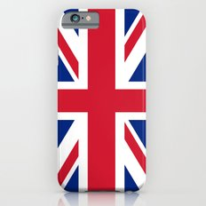 Union Jack Authentic color and scale 3:5 Version  iPhone 6s Slim Case